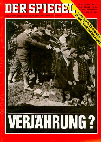 Deutsche rechtsgeschichte juristische fakult t for Spiegel titelblatt