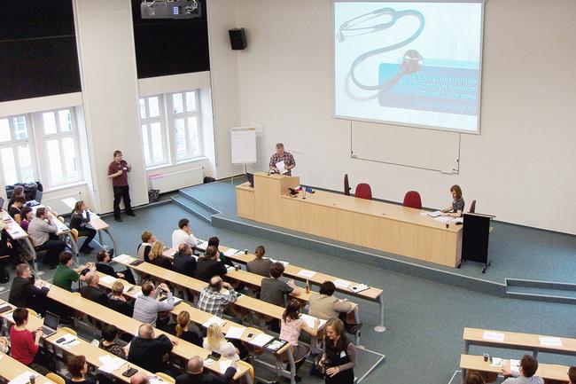 Další informace o konferenci (včetně fotogalerie a prezentací z