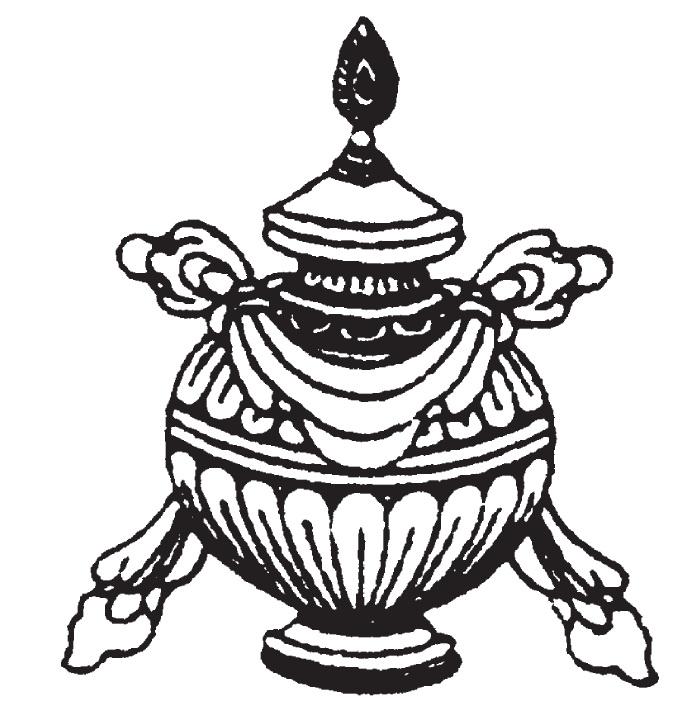 Buddhist Symbols Treasure Vase Best Vase Decoration 2018