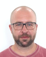Official photograph Mgr. Jakub Macek, Ph.D.