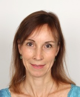 Official photograph Mgr. Leni Lvovská, Ph.D.