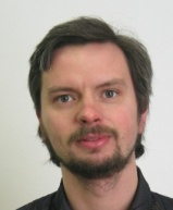 Official photograph Mgr. Petr Vurm, Ph.D.