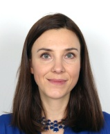 Official photograph Mgr. Barbora Padrtová, Ph.D.