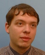 Official photograph doc. Mgr. Michal Kunc, Ph.D.