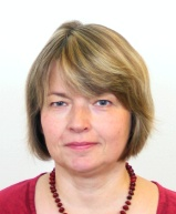 Official photograph doc. Mgr. Světlana Hanušová, Ph.D.