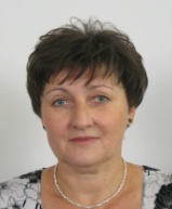 Official photograph RNDr. Ivana Pánková