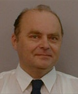 Official photograph prof. RNDr. Jan Chvalina, DrSc.