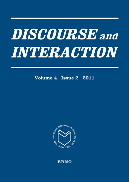 Časopis Discourse and Interaction