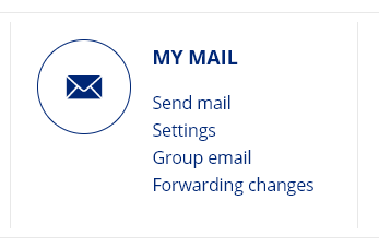 Mymail login