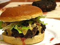 Domácí burger – náhled