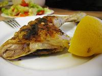 Pollo alla griglia – náhled